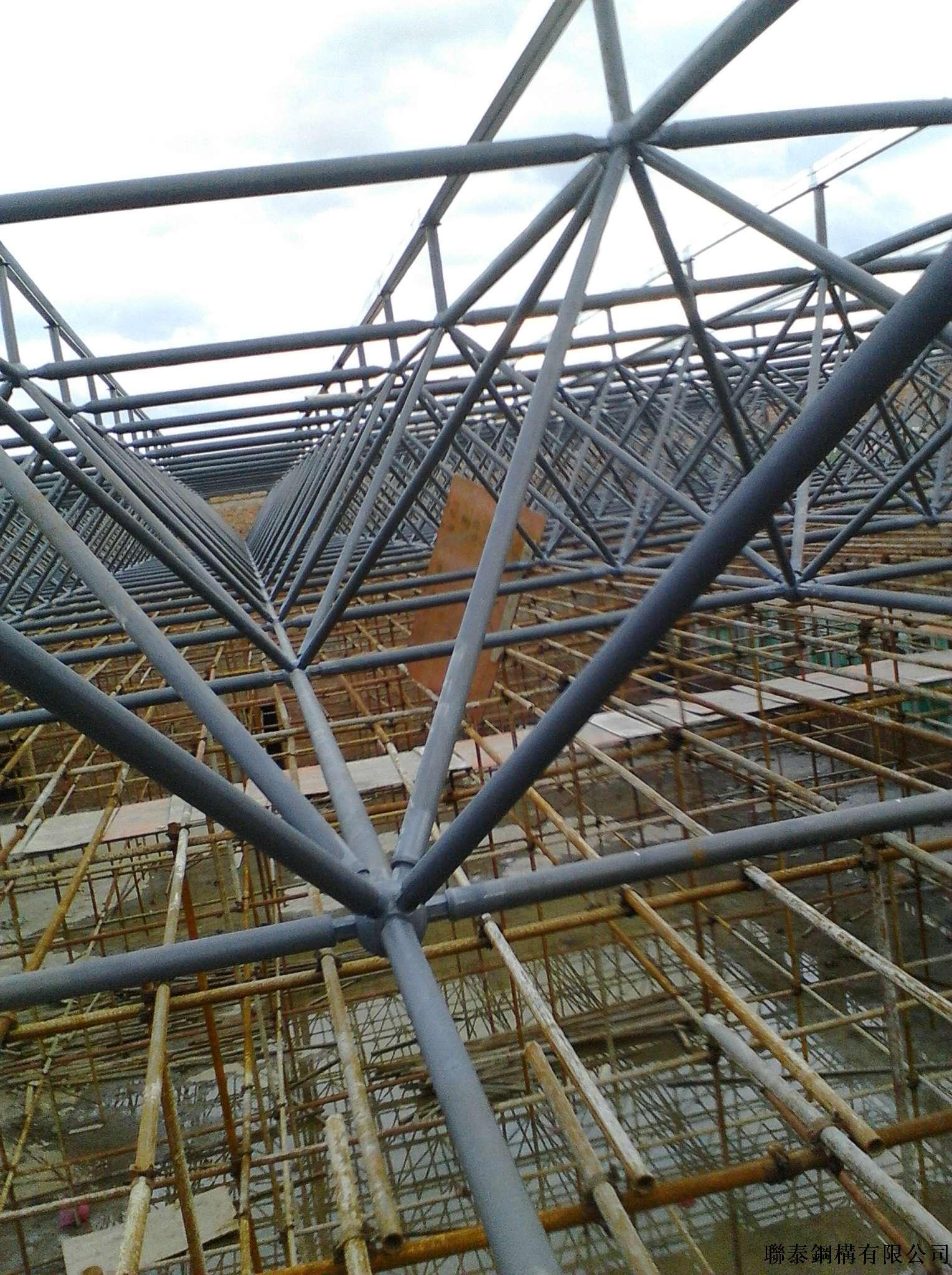 江西赣州网架钢结构工程